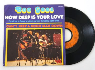 bee-gees-how-deep-love-45T