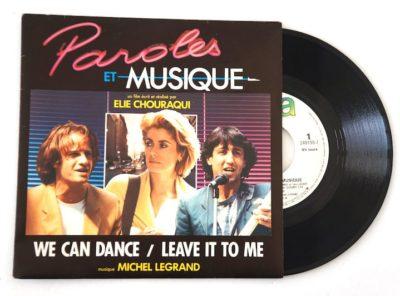 can-dance-paroles-musique-45T
