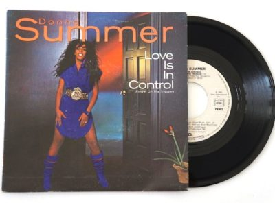 donna-summer-love-control-45T