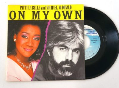 labelle-mcdonald-on-my-own-45T