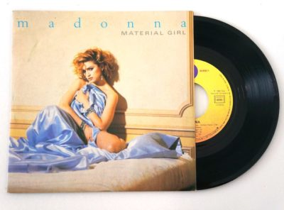 madonna-material-girl-45T