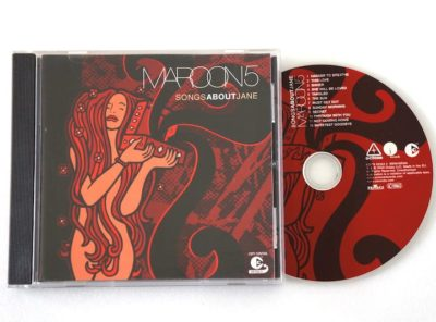 maroon-5-songs-about-jane-CD