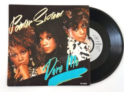 pointer-sisters-dare-me-45T