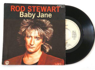 rod-stewart-baby-jane-45T