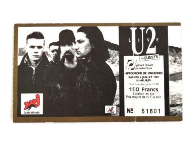 U2-ticket-concert-joshua-tree-1987