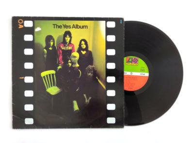 Yes-Album-33T