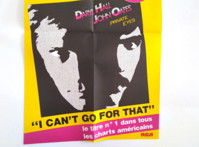 affiche-Hall-Oates-private-eyes-1