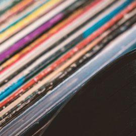 Slider-disques-33T-LP-vintage contact rock