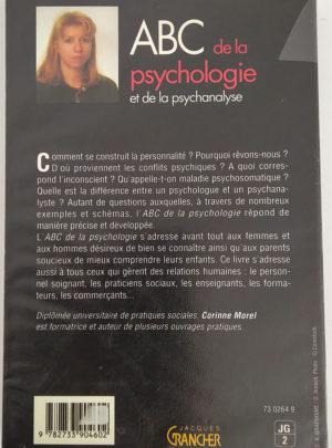 ABC de la psychologie & de la psychanalyse – Corinne MOREL