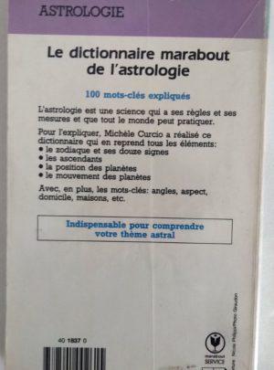 Le dictionnaire de de l'astrologie – Michèle CURCIO