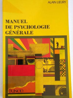 Manuel-psychologie-generale-Lieury