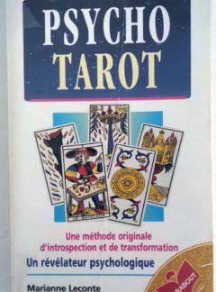 Psycho Tarot – Marianne LECONTE