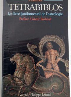 Tetrabiblos-Ptolemee-Barbault