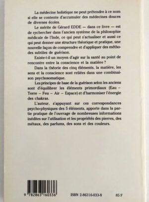 Éléments et Chakras – Gérard EDDE