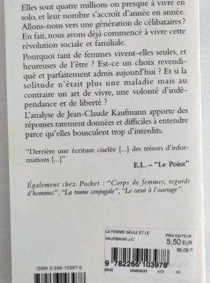 La femme seule et le prince charmant – J.C. KAUFMANN