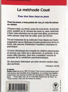 La méthode COUÉ – Émile COUÉ