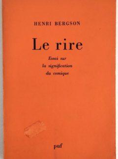 rire-Bergson