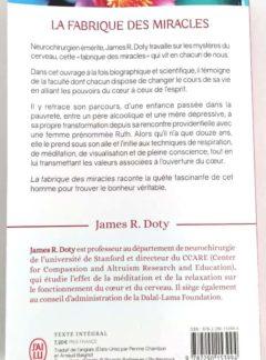 La fabrique des miracles – James R. DOTY