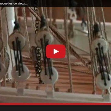 Vidéo des Maquettes de Benoît Le Roux à Houat