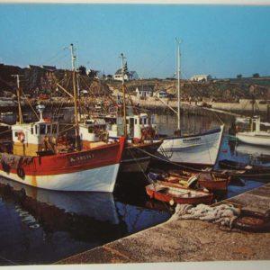 Bateaux peche Port Houat photos anciennes