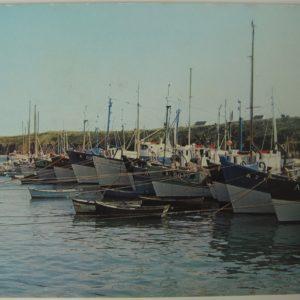 CP Port de Houat Saint Gildas flottille de pêche