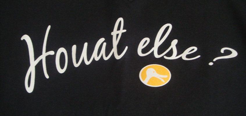 Houat else T-Shirt Houat Marche