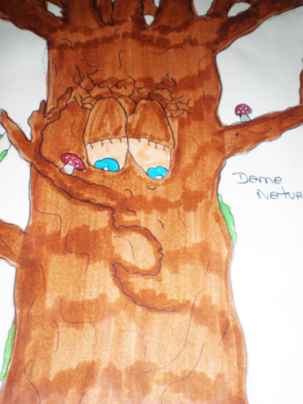 Jennifer Carrez Eymar Dessins enfants