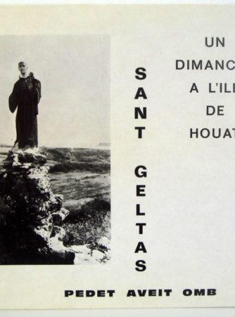 Un dimanche a Houat disque 45T