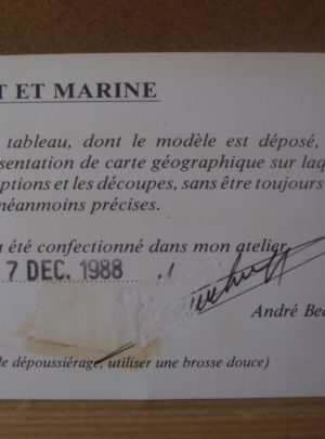 Art et Marine liege Houat