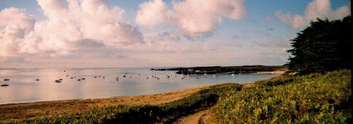 Houat Vieux port