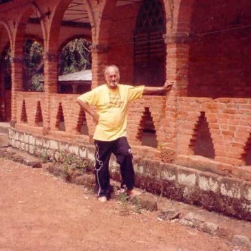 Père Armel Duteil, missionnaire en Afrique