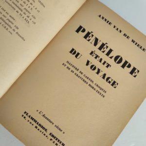 Annie-van-de-Wiele-Penelope-etait-du-Voyage-2