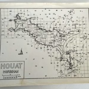 CP-Carte-Marine-HOUAT-Artaud-Grand-format-1972-1