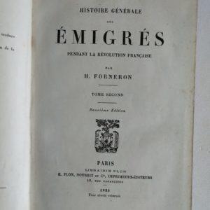 Emigres-H-Forneron-1884-1