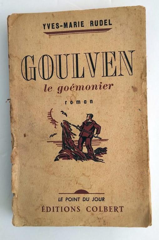 Goulven Le Goemonier Yves Marie Rudel Verdi Editions
