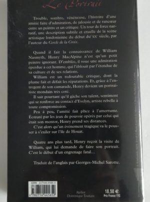 Le Portrait – Iain PEARS