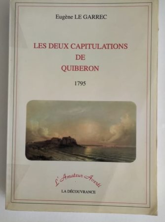 Les-deux-capitulations-de-quiberon-1795-Eugene-Le-garrec-1