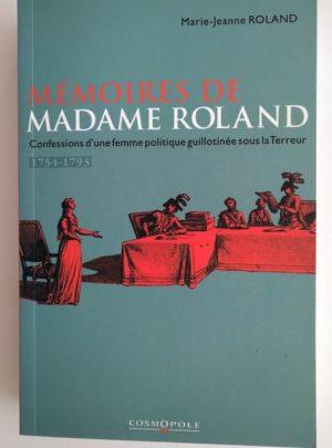 Madame-Roland-Memoires-1754-1793