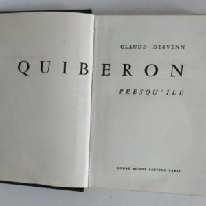 Quiberon-Claude-Dervenn