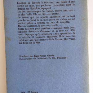 L'or des Mers – Jean EPSTEIN  – 1932