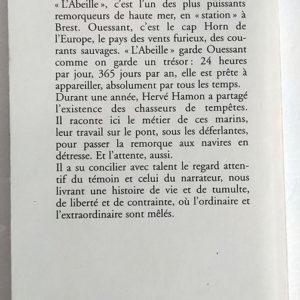 L'Abeille d'Ouessant (poche) – Hervé HAMON