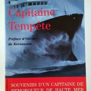 Capitaine tempête – Jean BULOT