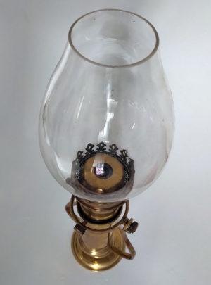 Lampe-Petrole-cardans-Bronze 1950-9