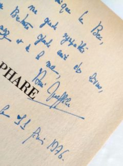 Phare-Henri-queffelec-dedicace-1975.-1