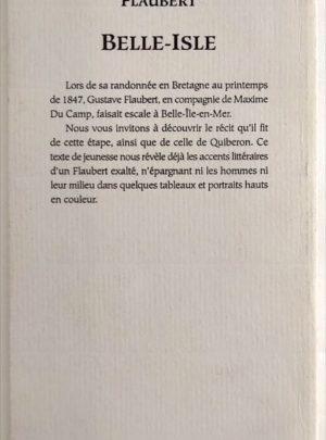Belle Isle – Gustave FLAUBERT