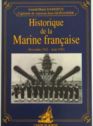 historique-marine-francaise-1942-1945-DARRIEUS-QUEGUINER-1