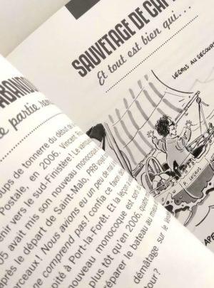 La drôle d'histoire de la Route du Rhum – Gurvan MUSSET