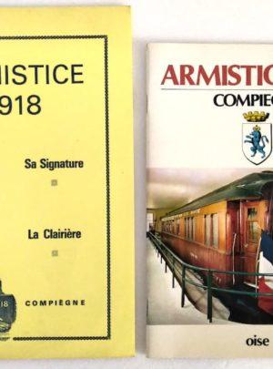armistice-1918-compiegne-2-livrets