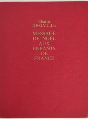 charles-de-gaulle-message-noel-enfants-france
