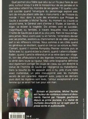 De Gaulle, mon père – Tome 2 – Philippe DE GAULLE